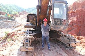玉林用户:陆川采石场老板谭镇红
