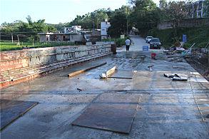 玉林陆川水花桥公路建设项目