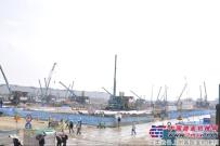 超300台山河智能ZYJ系列压桩机挺进越南