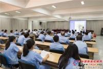 """安徽合叉党员参加""""两学一做""""专题党课培训"""