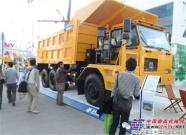 国机重工清洁型天然气动力非公路自卸车GKM76G