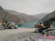 雷沃工程机械助力青藏高原高速公路建设