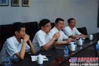 上海金泰与博世力士乐技术交流会在金泰本部召开