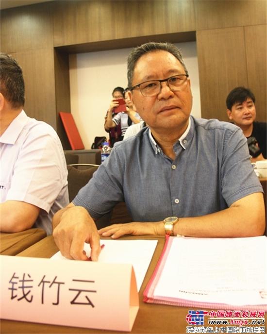 无锡雪桃集团有限公司董事长钱竹云