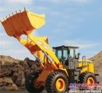 晋工JGM756KN轮式装载机:有型更有力