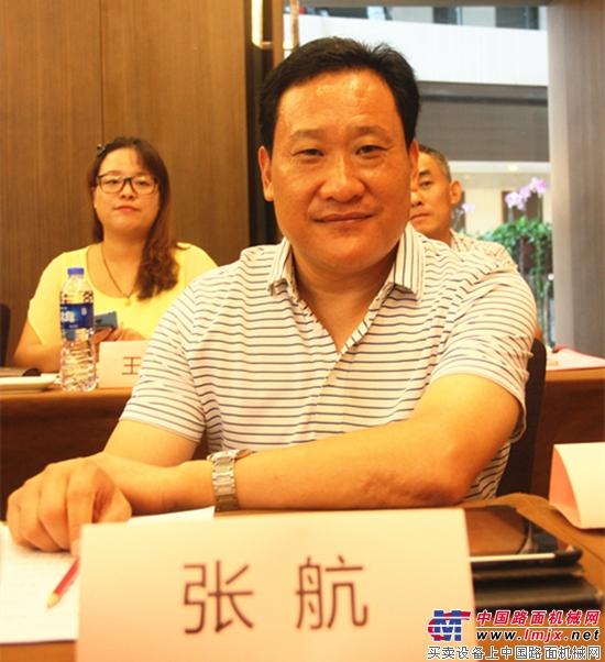 河南陆德筑机股份有限公司董事长张航