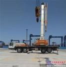 中联重科工程起重机进军埃及市场 实现中国工程机械品牌新突破!