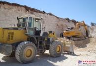 雷沃工程机械助力中老铁路项目建设