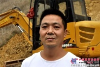 5年成当地挖掘机大户,他是怎么做到的?
