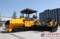 """陕建机械 SCMC沥青混凝土摊铺机被授予""""西安市名牌产品""""称号"""
