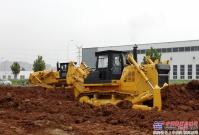 国机洛阳公司出口海外推土机通过客户验收