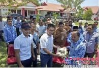 常林公司产品顺利交付印尼某市政府部门