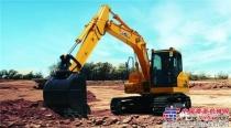 动力强劲、挖掘力大——山重MC136-9液压挖掘机