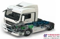 MAN EfficientLine高效版牵引车引领甩挂运输市场