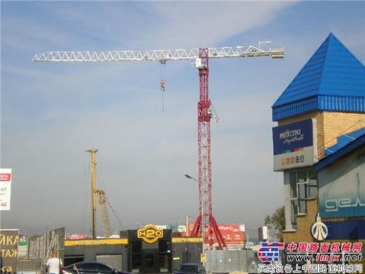 SCM塔机:树立建筑工业模块化施工新典范