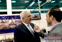 中东公司参加叙利亚工程机械展
