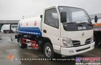 国五东风5吨洒水车 楚胜牌CSC5070GSS5型洒水车
