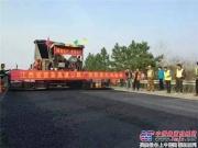 铁拓亚搏直播视频app沥青厂拌热再生设备助力江西高速路面专项工程