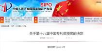 喜讯:山河智能节能专利技术喜获第十八届中国专利优秀奖