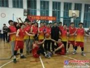 厉害了!山河智能篮球协会勇夺冠