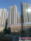 山河智能凿岩利器助力深圳城市广场建设