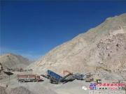 克磊镘(KLEEMANN)宁夏采石场移动式解决方案