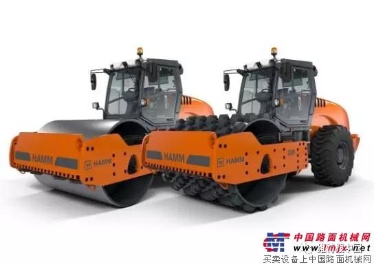 高性能的20 吨级悍马单钢轮压路机:功率更大、配置更多、机型更广泛