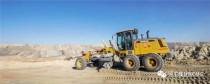 内蒙古草原上的雄鹰—徐工GR230平地机助力客户煤场建设
