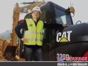 Cat®(卡特)智能坡度控制系统:精确施工,高效节省
