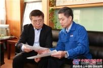 王凯慰问玉柴科技专家 勉励玉柴争做民族品牌典范