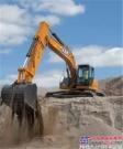 大型挖掘机:凯斯CX300C初登小巅峰