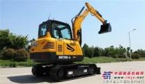 山重MC56-9液压挖掘机——舒适安全的操作环境