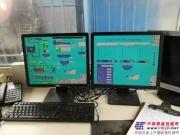 中交西筑又一套易法工程机械控制系统升级改造完成