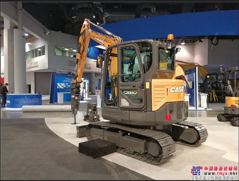 凯斯CX60挖掘机