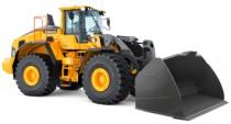 沃尔沃L260H轮式装载机诠释高效作业:两铲斗即可装满一辆卡车