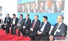中国工程机械品牌国际推广活动