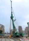 上海金泰新型双轮铣SX40-A福州地铁首战告捷