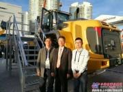 专访总裁黄海波:柳工对未来发展充满信心