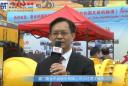 【厦门石材展】中国路面机械网专访厦金机械总经理沈炜杰