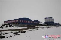 钢铁硬汉雪岭展雄风 多台厦工装载机助力冬奥会项目建设