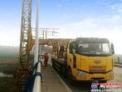 首台自营租赁桥梁检测车开启后市场发展新格局