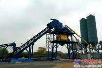 山推产品施工北京新机场 国家重点工程显身手