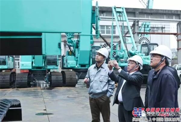 """上海金泰""""LJ01"""" 底盘旋挖钻机批产入市"""