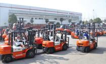 安徽叉车集团一季度销量逾2.9万台