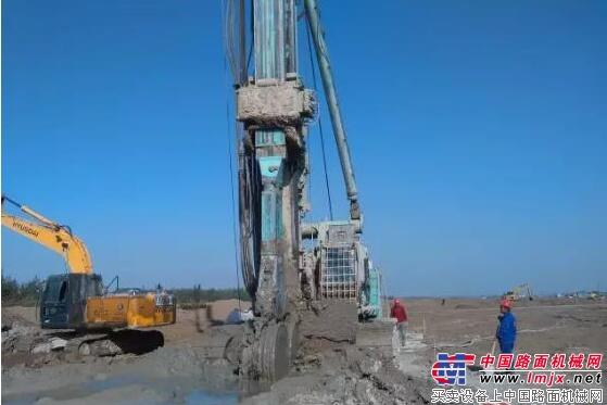 """上海金泰SMC工法""""化点成面""""助力山东水利建设"""