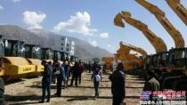 力士德产品批量交付西藏公路局公路机械养护项目验收圆满成功