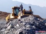 山推发力矿山机械市场