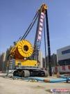 宝峨双轮铣槽机投入使用于杭州地铁,高效入岩大幅度加快连续墙施工进度