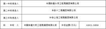 重庆轨道交通6号线支线二期清溪河站(不含)~刘家院子(含)土建结构工程项目中标公示