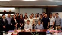 2017年度小松中国媒体见面会